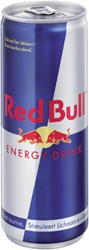 ENERGY DRANK RED BULL BLIKJE 0.25L 25 CL