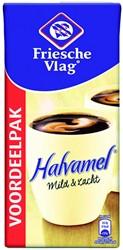 KOFFIEMELK FRIESCHE VLAG HALVAMEL 930ML 930 ML