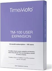 SAFESCAN TIMEMOTO TM-100 CLOUD USER EXPANSION 1 STUK
