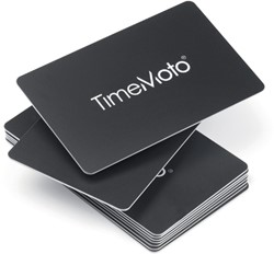 SAFESCAN TIMEMOTO RF-100 RFID CARDS 1 STUK