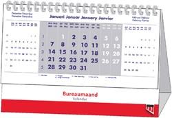 BUREAU-MAANDKALENDER 2019 QUANTORE 1 STUK