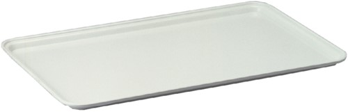DIENBLAD CAMBRO 530X325MM WIT 1 Stuk