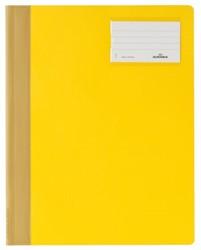 SNELHECHTER DURABLE 2500 A4 PVC ETIKETVENSTER GL 1 STUK