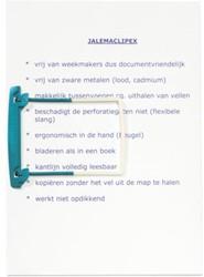 BUNDELMECHANIEK JALEMACLIP CLIPEX PETROL 10 STUK