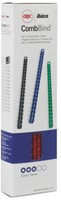 BINDRUG GBC 10MM 21RINGS A4 WIT 100 STUK-3