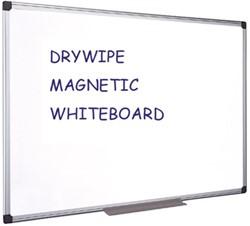 WHITEBOARD QUANTORE 60X90CM GELAKT 1 STUK
