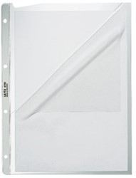 SHOWTAS LEITZ 4780 A4 4R PP 0.12MM NERF MET INLEG 100 STUK