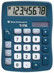 REKENMACHINE TEXAS TI-1726 SUPER VIEW 1 STUK