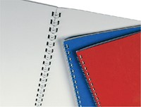 DRAADRUG GBC 5MM 34RINGS A4 ZILVER 100 STUK-3