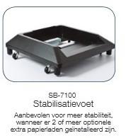 STABILISATIEVOET BROTHER SB-7100 1 STUKS