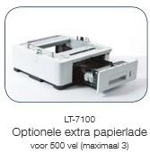 PAPIERLADE BROTHER LT-7100 500V 1 STUKS